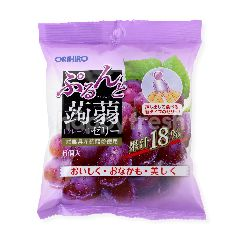 Orihiro Konnyaku Grape Jelly