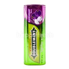 Wrigley's Doublemint Sugarfree Mints Blackcurrant Flavour