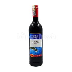 2017 TWO OCEANS Cabernet Sauvignon Merlot Red Wine