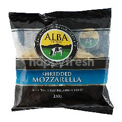 Alba Cheese Mozzarella Parut
