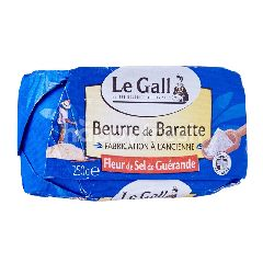Le Gall Sea Salt Butter 250G