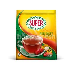 Super Instant Red Date & Longan Tea (20 Sachets)
