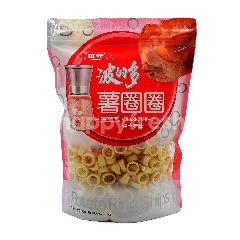 Hwa Yuan Foods Classic Flavor Potato Ring Chips