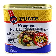 Tulip Premium Pork Luncheon Meat