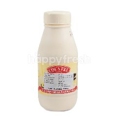 Countre Dairy Susu Full Cream Rasa Vanila