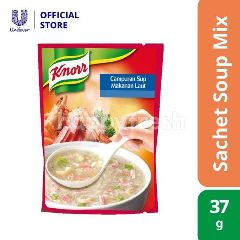 Knorr Oriental Instant Soup Seafood 37G