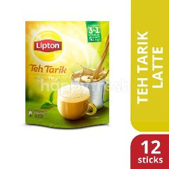 Lipton Milk Tea 3 in 1 Teh Tarik (12 Sticks)