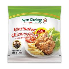 Ayam Dindings Marinated Chicken Chop (Black Pepper)