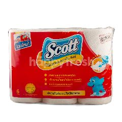 Scott Tissue Towels (6 Rolls)