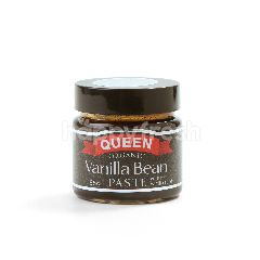 Queen Organic Vanilla Bean Paste