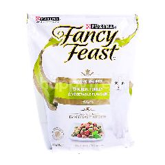 Purina Fancy Feast Classic Recipes Chicken, Turkey & Vegetable Flavour Adult