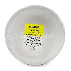 Muster Paper Bowl 6' (20 Pieces)