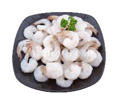 Food Diary Fz Raw Peeled Deveined Tail On White Shrimp 31 - 40 Pcs.