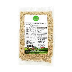 SIMPLY NATURAL Organic Steel Cut Oats