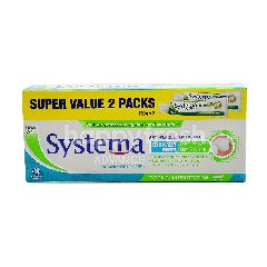 Systema Anti-Plaque Toothpaste (2 Units)