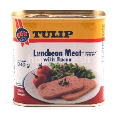 Tulip Daging Luncheon dengan Bacon