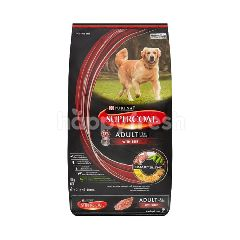 Purina Supercoat Adult Beef Dog Food
