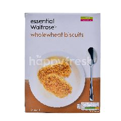 Essential Waitrose Wholewheat Biscuits (24 Pieces)