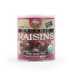 Country Farm Organics Organic Raisins Red Seedless