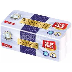 Royal Gold Value Pack Elegant Bathroom Tissue (20 Rolls)