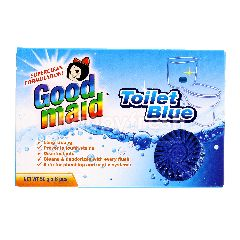Good Maid Toilet Blue