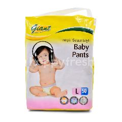 Giant Baby Pants (50 Pieces)