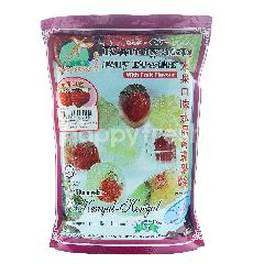 HAPPY GRASS Konnyaku Jelly Powder (Strawberry)