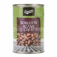 Epicure Borlotti Beans In Salted Water