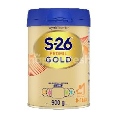 S-26 Promil Gold Stage 1 900gr