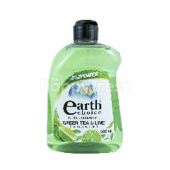 Earth Choice Ultra Cocentrate Green Tea & Lime