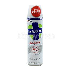 Family Guard Fragrance Free Disinfectant Room And Multisurface Aerosol