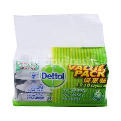 Dettol Anti-Bacterial Wet Wipes (3 Packs)