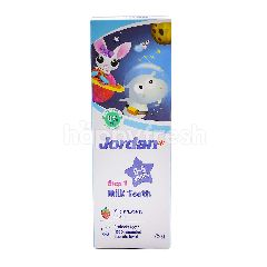 Jordan Step 1 Milk Teeth Toothpaste (0-5 Years)