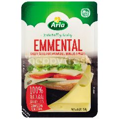 Arla Natural Sliced Emmental Cheese 150G