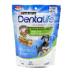 Purina Dental Life Daily Oral Care Dog Treat (Small)