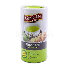 Gingen Green Tea With Ginger (20 Teabags)