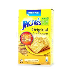 Jacob's Original Cream Cracker