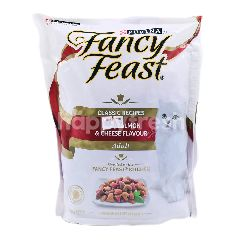 PURINA FANCY FEAST Beef, Salmon & Cheese Flavour