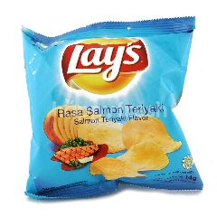Lay's Rasa Salmon Teriyaki