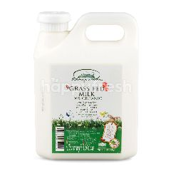 Dairy Home Grass Fed Pasteurized Milk 100% Organic Plain Flavour 1200 ml