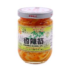 AAA Pickled Bamboo In Chili Oil