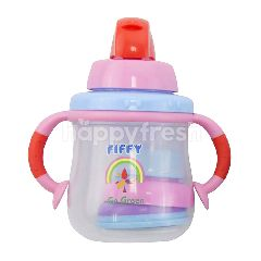 FIFFY Baby Multi Function Bottle With Handle (Blue Colour)