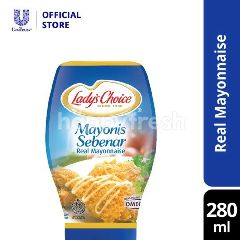 Lady's Choice Real Mayonnaise Squeeze Dressings 280ML