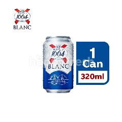 1664 Blanc Beer Can (320ml)