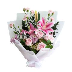 Emme Florist Romance in Pink
