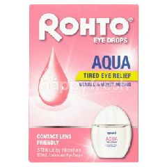 Rohto Tired Eye Relief - Aqua