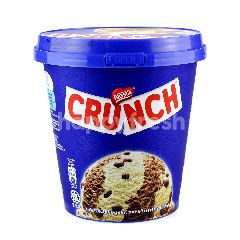Nestle Crunch Tub Ice Cream 750ML