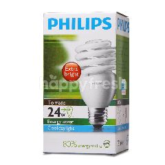 Philips Tornado Bulb 24W Cool Daylight
