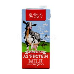 Autralia's Own Organic Full Cream A2 Protein Milk