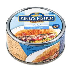 King's Fisher Tuna dalam Air Garam